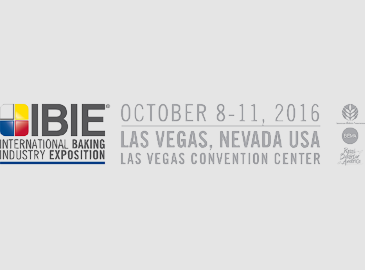 IBIE – THE BAKING EXPO (PSI) – October 2016