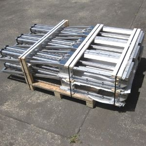 7 Self-Cleaning Grate Magnets Supplied To Cereal Manufacturer