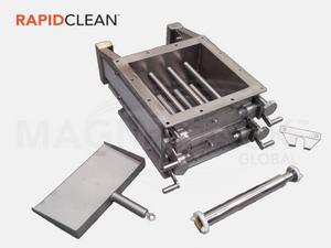 Magnattack Easy-Clean Grate Magnet