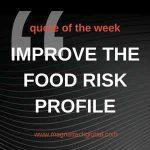QOTW - Improve the Food Risk Profile