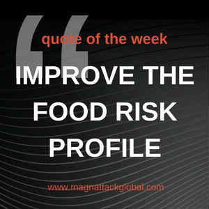 Improve the Food Risk Profile