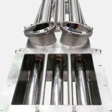 Advantages of the Mag-Ram Self Cleaning Separator