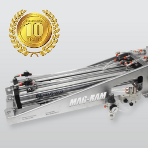 Mag-Ram™ Celebrates A Decade Of Success!